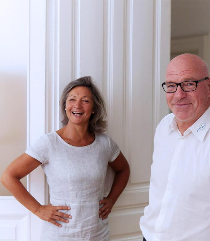 Uwe und Nicole Dreeßen